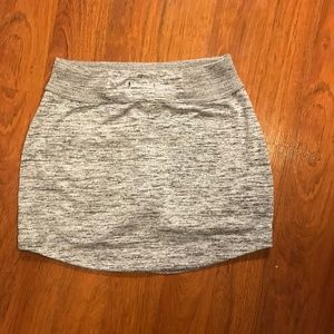 Grey Zobha Skort, Small